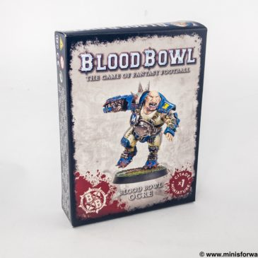 BloodBowl – Ogre / Review