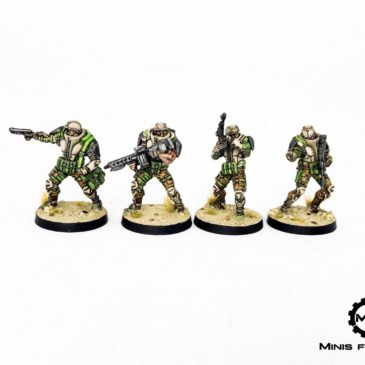 Infinity – Djanbazan Tactical Group