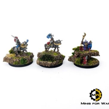 Warmaster – Empire Army / Part I