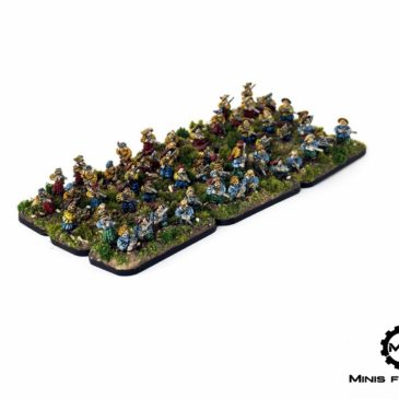 Warmaster – Empire Army / Part II