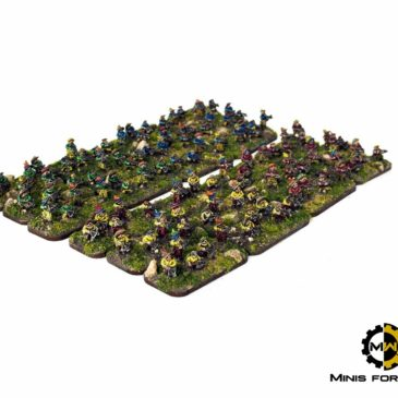 Warmaster – Empire Army / Part III