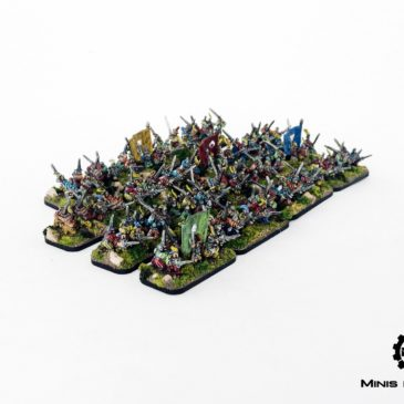 Warmaster – Empire Halberdier / Greatsword