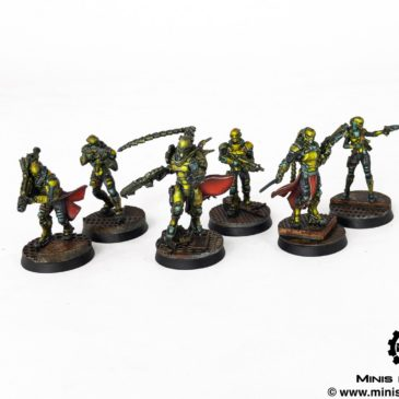 Infinity – Yu Jing Sectorial