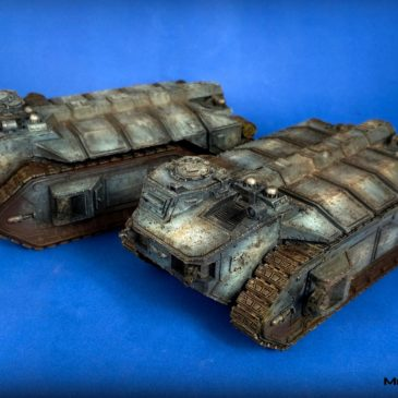40k – Crassus Armoured Assault Transport