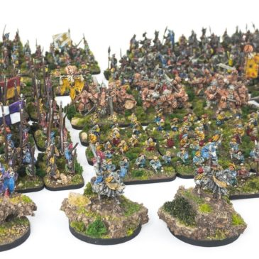 Warmaster – Empire Army Showcase – Part VI