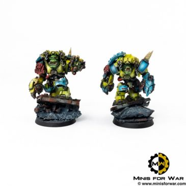 Orktober 2019 – Warboss Ambot Conversion