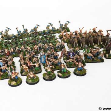 Warmaster – Ogre Kingdoms Army