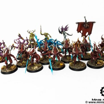Warcry – Daemons Warband
