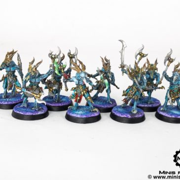 40k – Thousand Sons Kill Team