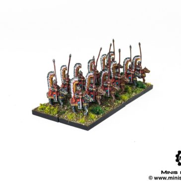 Historical – Great Northern War in 10 mm / Cavalry