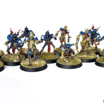 BloodBowl – The Champions of Death Team