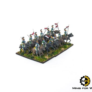 Black Powder – French Line Lancers