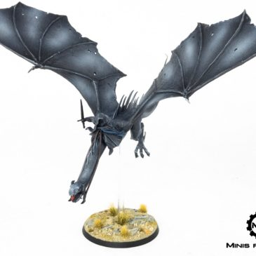 Lord of the Rings – Winged Nazgul and Ringwraiths