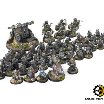 LotR/ Hobbit – Iron Hills Army Showcase