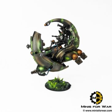 40k – Necron Army – Tesseract Ark
