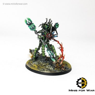 40k – Necrons – Illuminor Szeras