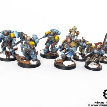 40k – Space Wolves Kill Team