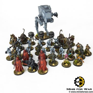 Board Games – Star Wars: Imperial Assault