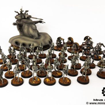 Star Wars: Legion – Droid Army Reveal