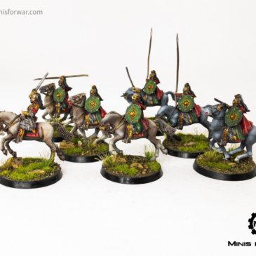 Lord of the Rings/ Hobbit – Rohan Army
