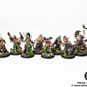 40k – Warhammer Quest Blackstone Fortress: Cultists of the Abyss