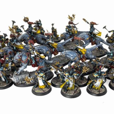 AoS – Stormcast Eternals Army Showcase