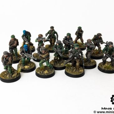 Star Wars: Legion – Rebel Troopers