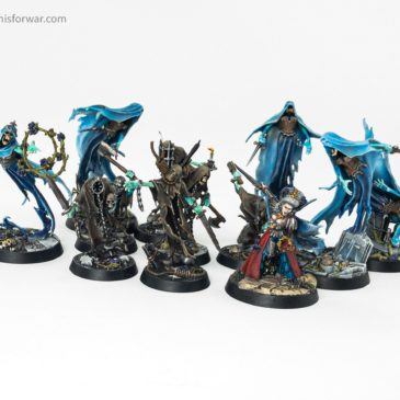 AoS – Nightgaunts and Vampire