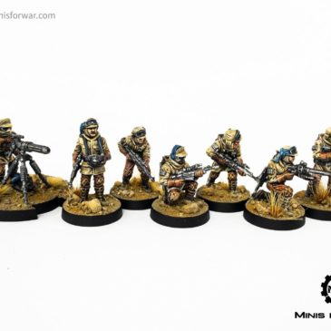 Star Wars: Legion – Rebel Vetarans & Pathfinders