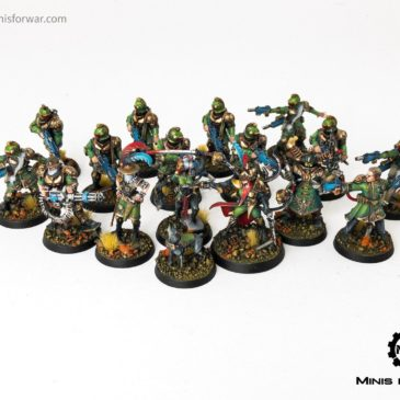 40k – Rogue Traders Kill Team