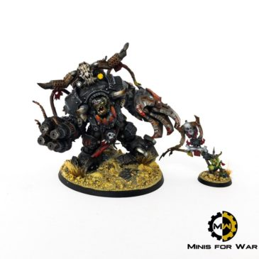 40k – Ragnar and Ghazghkull