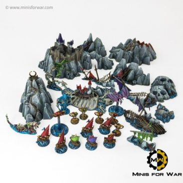 Board Games: Dreadfleet