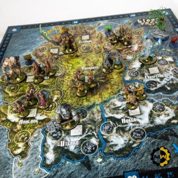 Board Games: Blood Rage