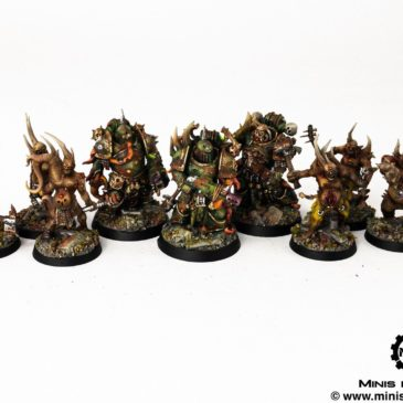 40k – Warhammer Quest Blackstone Fortress: No Respite & Traitor Command