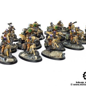 40k – Genestealer Cults Army Showcase