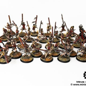40k – Sisters of Battle Expansions