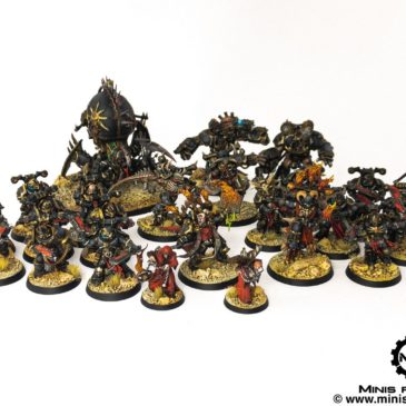 40k – Chaos Space Marines Black Legion