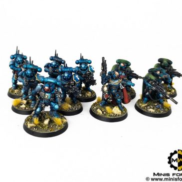 40k – Ultramarines Army