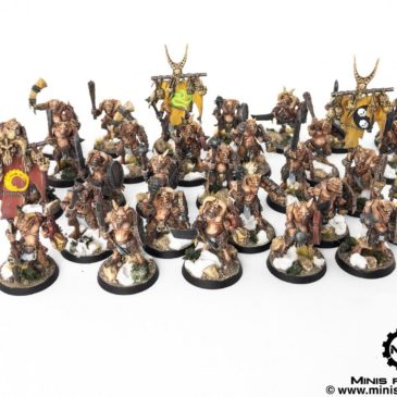 Age of Sigmar – Beasts of Chaos Infantry