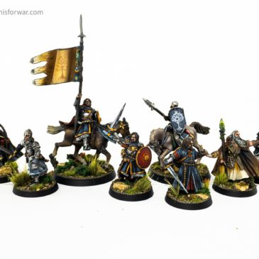 Lord of the Rings/ Hobbit – Gondor Hero Army