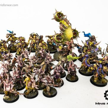 40k – Death Guard Army