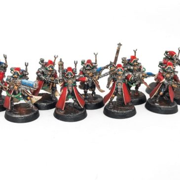 40k – Adeptus Mechanicus Kill Team