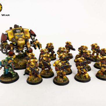 40k – Space Marines, Successors of Salamanders