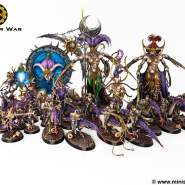 AoS – Hedonites of Slaanesh army