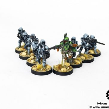 Star Wars: Legion – Boba Fett and Scout Troopers