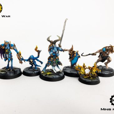 Warhammer Underworlds: Warbands