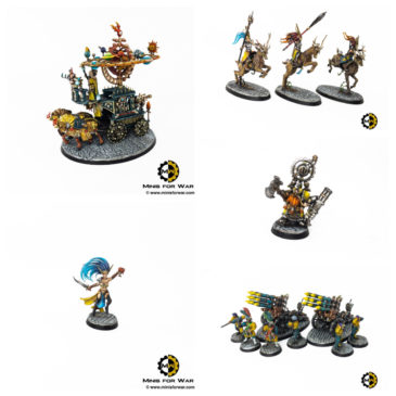 AoS – Free People Army – Sneak Peek