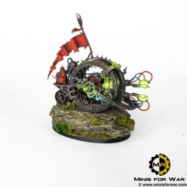 AoS – Skaven Army – Part II – Warmachines