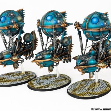 AoS – Kharadron Overlords Army