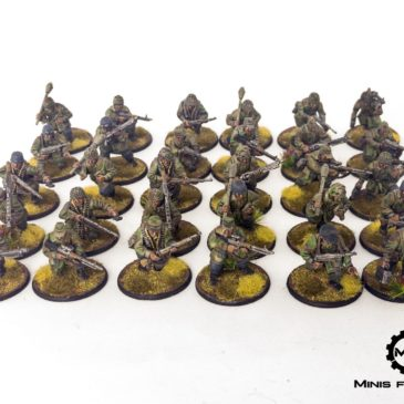 Bolt Action – Fallschirmjager